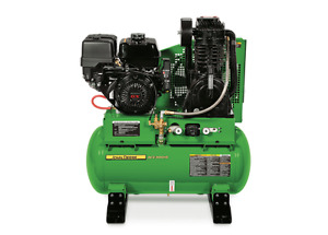 John Deere 30 gallon Two Stage Gas Air Compressor ac2 30ghs