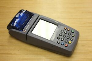 Verifone Nurit 8020 Gprs M50 Wireless Credit Card Machine Reader Terminal