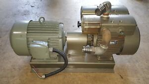 Industrial Vacuum Pump 3 Phase 2 2kw Induction Motor