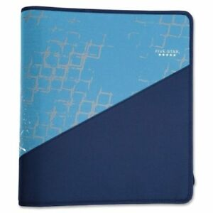 Mead Five Star Zipper Binder 1 5 In pack Of 12