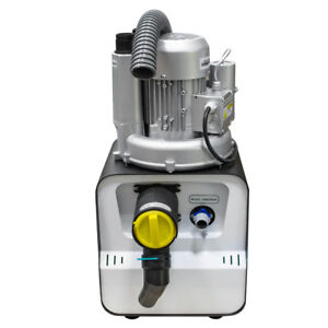 Dhl Dental Suction System Medical Vacuum Pump For 2 Dental Chair Unit 2800r min