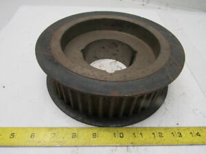 P44 14m 55 55mm Wide Timing Belt Sheave 44t 2617 Tl Bushed 3320rpm