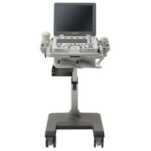 Samsung Trolley Cart For Medison U6 Portable Ultrasound System demo Unit