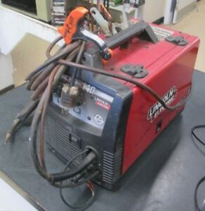 Pro Mig 140 Lincoln Electric 140 Amp Wire Welder No Shipping Local Pickup Only