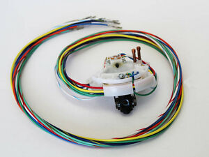 New 1967 Ford Mustang Turn Signal Switch With Tilt Steering Wheel