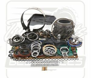 4l60e Transmission Powerpack Deluxe Rebuild Kit 1993 96 Level 2 Pump Kit More