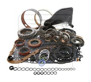 4t65e Buick Gm Chevy Transmission Overhaul Rebuild Deluxe Kit 2001 2002