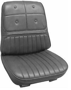 1970 Olds Cutlass 442 Buckets Rear Bench Seat Covers Seat Covers Legendary