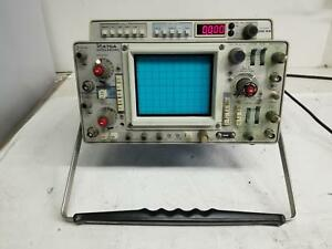 Tektronix 475a 2 channel Oscilloscope for Parts