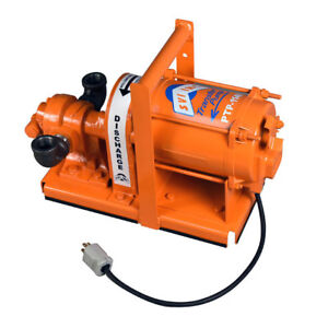 New Portable 110v Waste Oil Gear Lube Motor Oil Transfer Pump W Free Ship