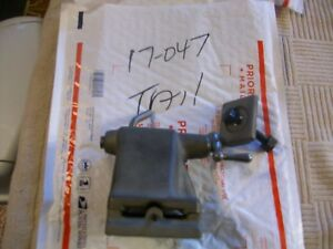 Tailstock Assembly Iron Steel 0 Morse Tap From Sears Craftsman 6 Metal Lathe