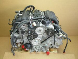 03 Boxster Rwd Porsche 986 Complete Engine 2 7 Motor M96 23 M96 23 30 506