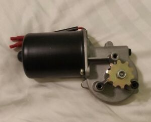 Makermotor 3 8 D Shaft 50 Rpm Electric Gear Motor 24v Low Speed Gearmotor Dc