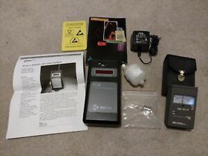 Met One Portable Laser Airborne Particle Counter Model 228 With Extras