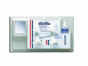 Uvex S461 Clear Permanent Station