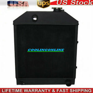 C7nn8005h 81875325 Tractor Radiator For Ford holland 2000 2600 3000 3900 4100