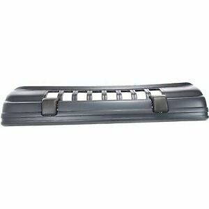 Bumper Cover For 1993 1995 Jeep Grand Cherokee Front Primed With Fog Light Holes