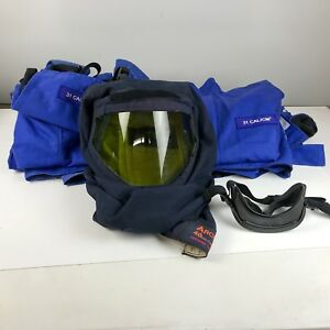 Steel Grip Arcgear 40cal cm Protective Gear 1 Hood 2 Jackets 3 Pants Goggles