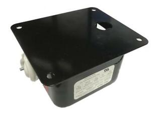 120v In 6 000v Out Single Pole Gas Ignition Transformer For Allanson 1092 h