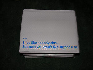 Lot Of 100 Ebay Branded Large Padded Bubble Envelopes Ebay Shipping Supplies