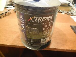 Dare Xtreme Power Line Conductive Polymer Electeric Fence Wire 12 5 Ga 1320ft