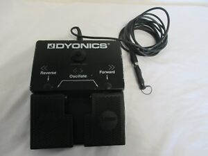 Smith Nephew Dyonics 6900660 Foot Control Pedal Pre Owned