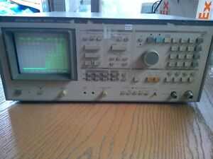 Anritsu Ms710a 100 Khz To 23 Ghz Spectrum Analyzer