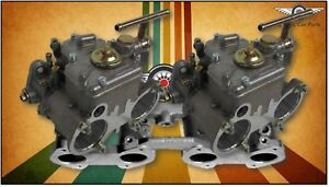 Ford Cortina 1600 X flow 1967 70 Fajs Twin 45 Dcoe weber Copy Carburettor Kit