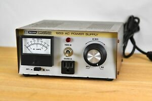 Bk Precision Dynascan Corp 1653 Variable Ac Power Supply 0 150v 2amp Ac V ac Amp