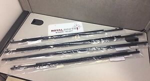 Toyota Prius 10 15 Front Rear Door Belt Mouldings Weatherstrip Genuine Oem Oe