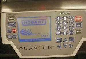 Hobart Quantum Max Grocery Deli Meat Scale Printer 28879bj 1 Many Available