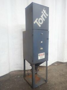 Donaldson Torit Vs 1500 Dust Collector 5 Hp 08182350005