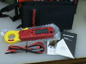 Amprobe Ac50a Ac Leakage Clamp Current Voltage Resistance Multi Meter New New