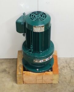 New Sumitomo Sm cyclo Tc f 3 Phase Induction Motor 3 4 Hp Cnvm5