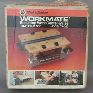 Black & Decker Workmate 79-020 NIB