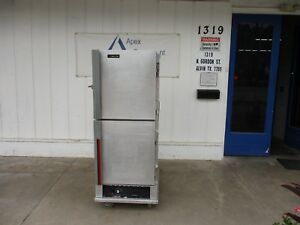 Cres Cor Mobile H137ua12b Warming Cabinet W casters 120v 3513