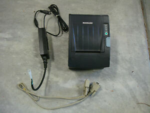 Bixolon Srp 350 Pos Thermal Printer W Power Supply Parallel Cable