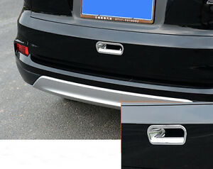Abs Chrome Trunk Rear Door Handle Bowl Cover Trim For Honda Cr V Crv 2012 2016