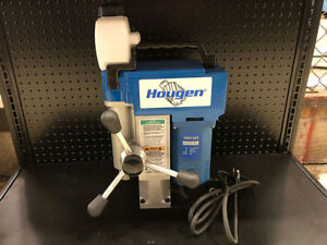 New Hougen 2 speed Magnetic Drill With Coolant Model Hmd505