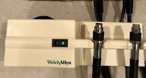 Welch Allyn 767 Series Wall Transformer 120v 1 Unit With Power Cord No Heads