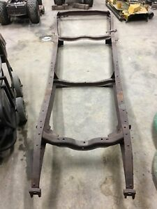 Frame Hupmobile Hupp Motor Car Rat Rod Hot Rod Model A T Chevy Ford Dodge
