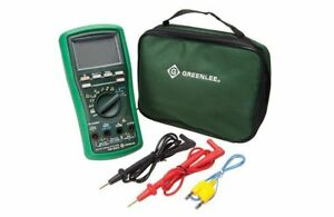 Greenlee Enhanced Smart Metter Digital Multimeter Dm 820a