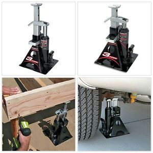 3 Ton All In One Bottle Jack jack Stand Automotive Vehicle Shop Tools 6000 Lbs