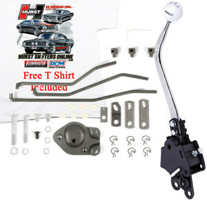Hurst 4 Speed Shifter Kit 1966 1967 Buick Grand Sport Special Saginaw 441