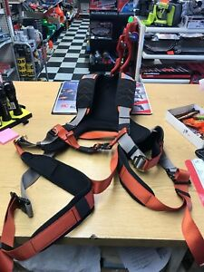Madaco roof fall protection full body safety harness size m xxl h tb205ap max