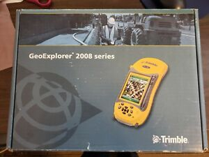 Trimble Geoxt 2005 Series 60950 20 Handheld Data Collector Pocket Pc