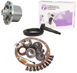 Jeep Wrangler Yj Tj Xj Dana 35 4 56 Ring And Pinion Truetrac Posi Yukon Gear Pkg