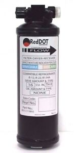 New Red Dot A c Filter drier For Freightliner Abp n83 319615 Part 74r3328