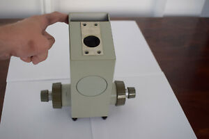 Focusing Block Mechanism For Carl Zeiss Jena Amplival Fluoval Microscope