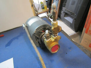 Procon Pump And Motor Working Pull C01504m soad Co2 And Water Pumps